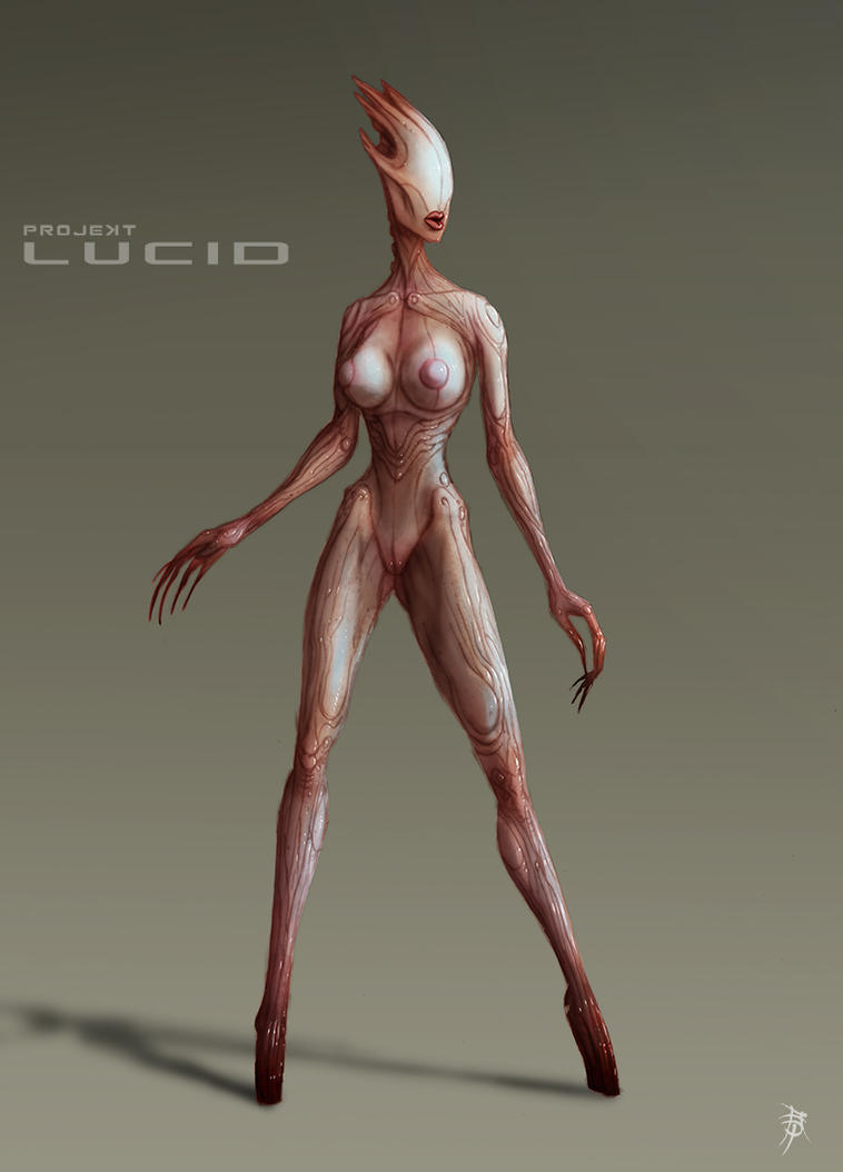 Biosynth Female by AOPaul