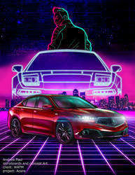 Acura Living Legends by AOPaul