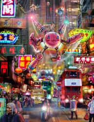 Neo Hong Kong by AOPaul