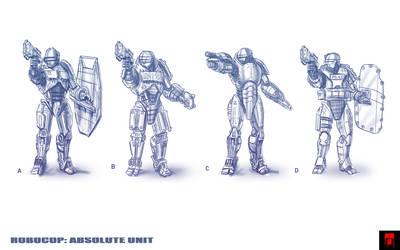 Robocop concepts