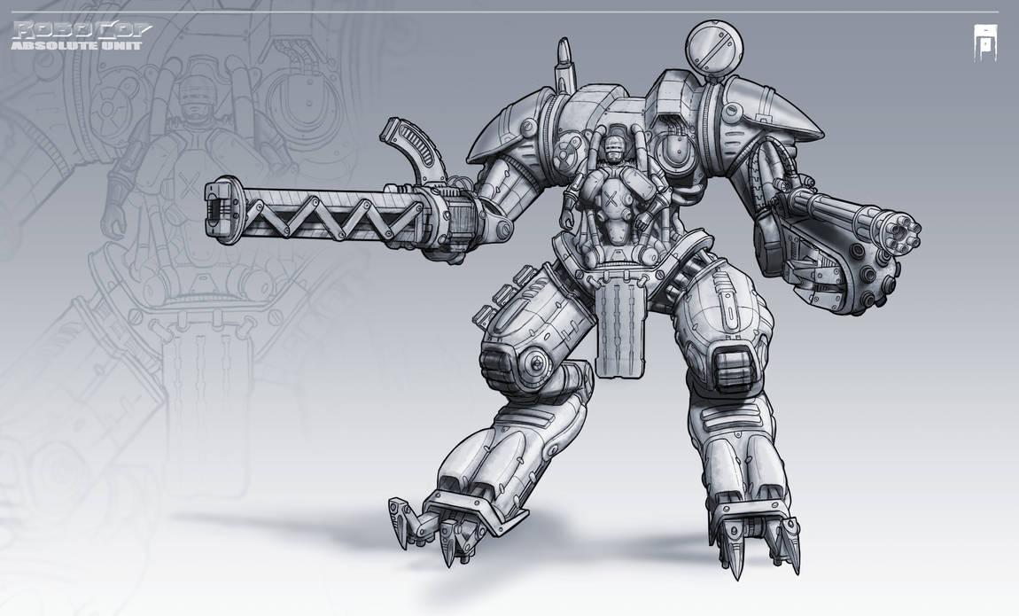 Robocop Absolute Unit