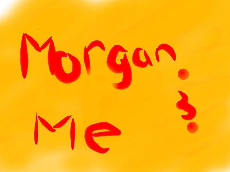 morgie and me :D by sarah998812