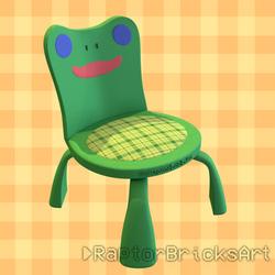 Froggy Chair [Animal Crossing]