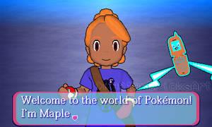 [OC] Prof Maple - 3DS style