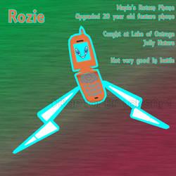[OC] Rozie
