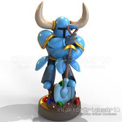 Shovel Knight Smash Bros Amiibo Concept