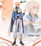 (CLOSED) imperial boy