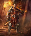 Bartolo, Priest of Flame