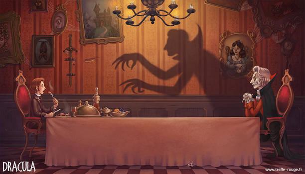 Dracula's diner