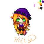 Holly by EpicNightSkyy