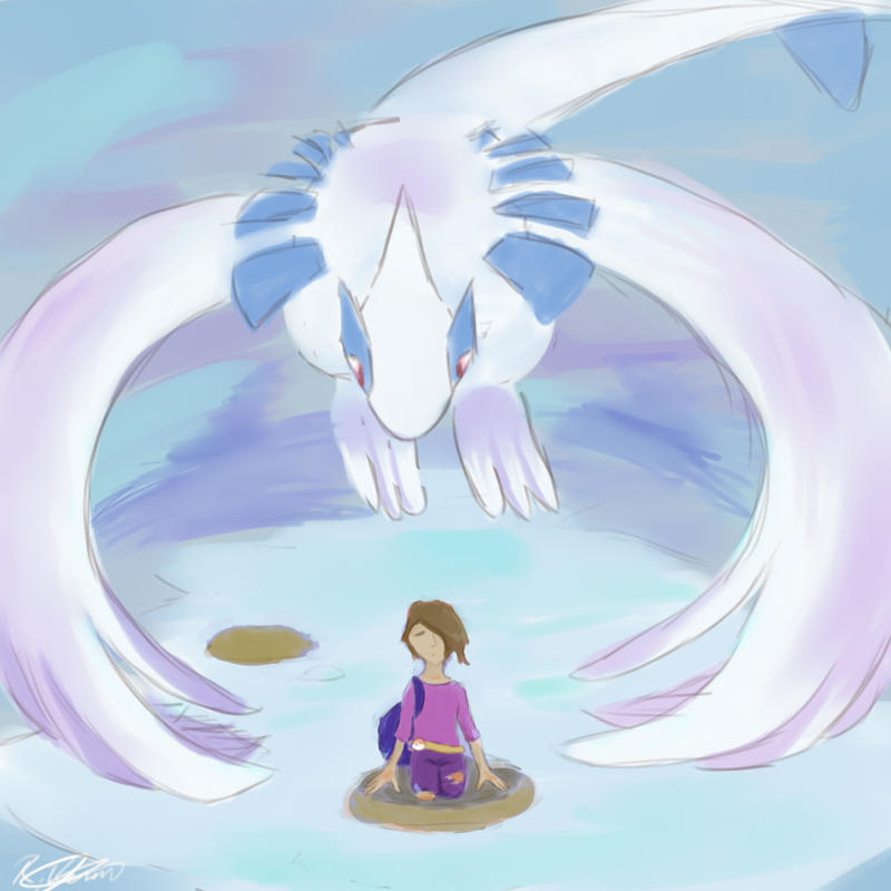 Guardian of the seas by Rosanna24