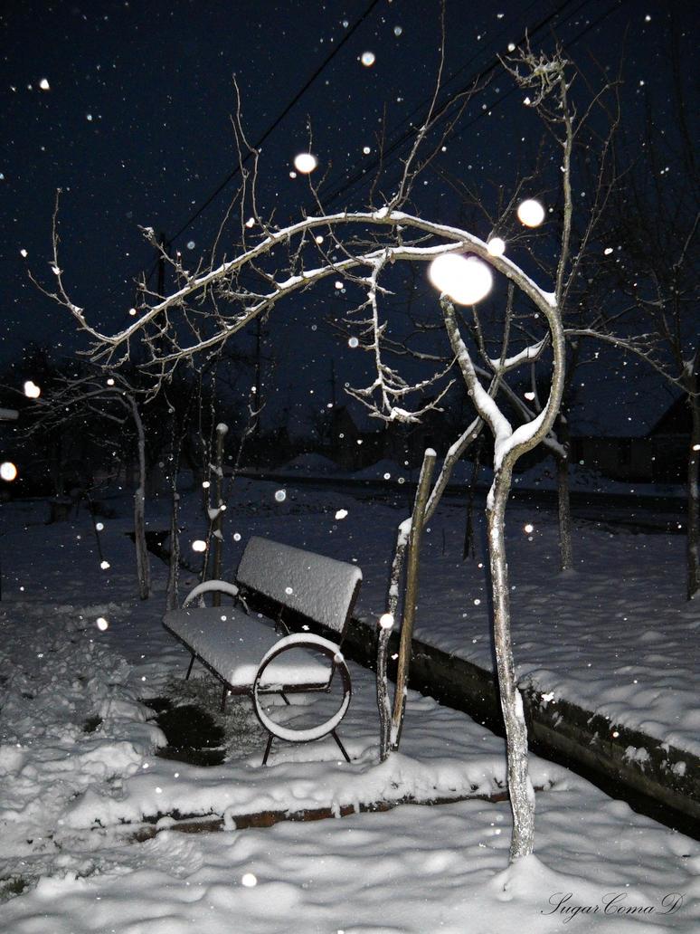 Winter Night. II by SugarComaD