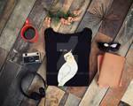 Cockatiel Shirt by Reverose90
