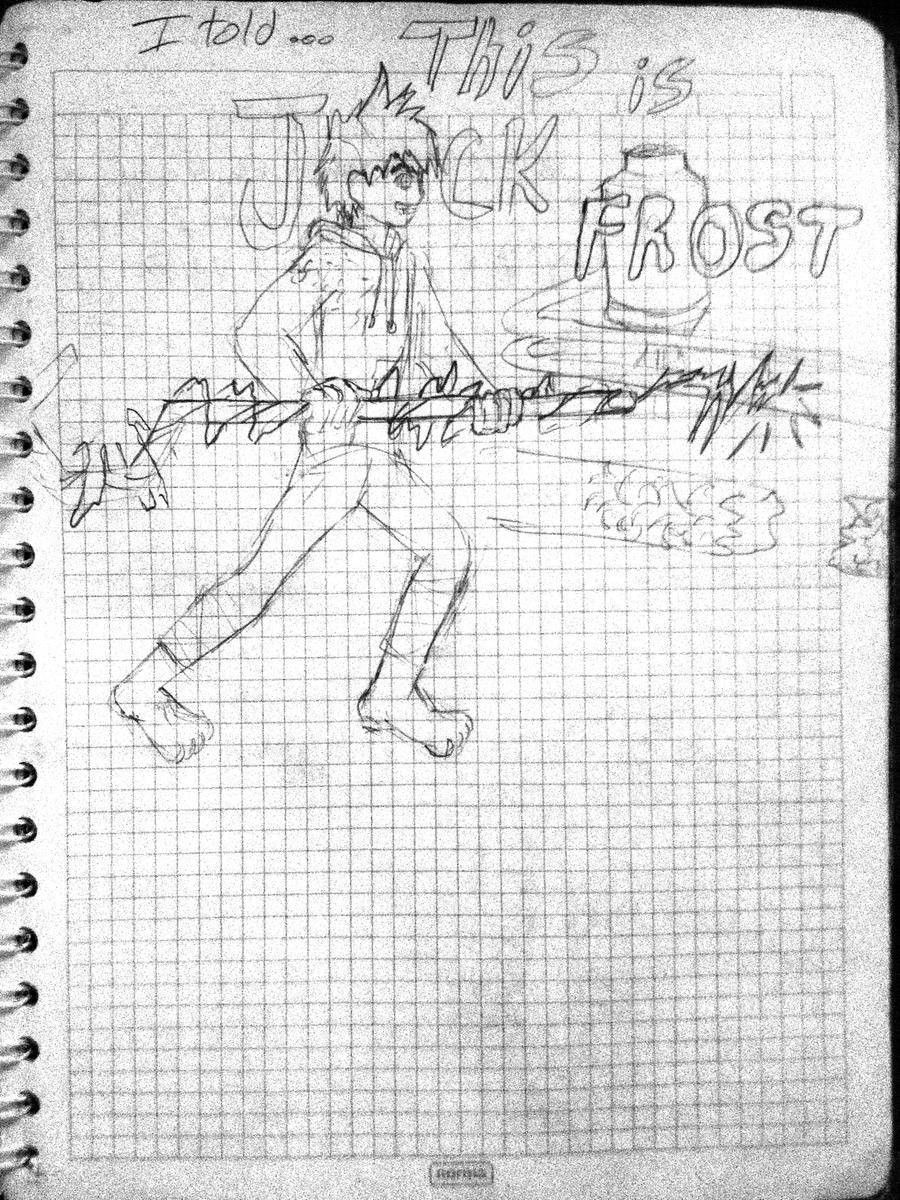 Jack Frost Nemesis 2 by MetalJacksonFire