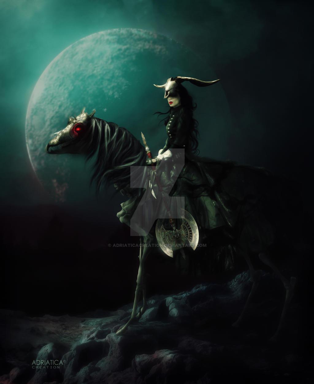 Awaken by the Moon