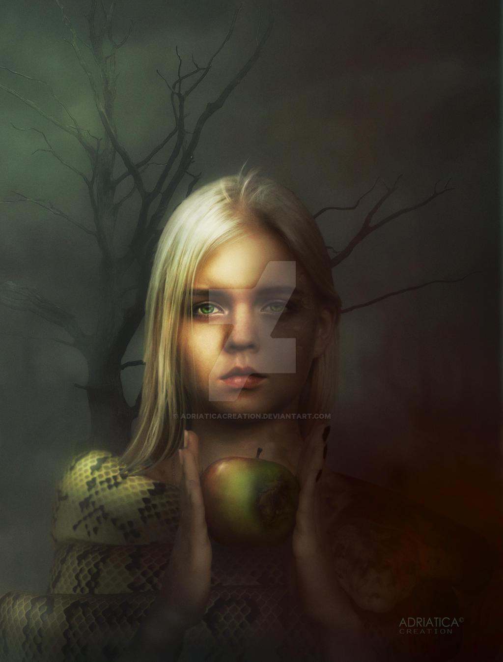 Eve's child by AdriaticaCreation