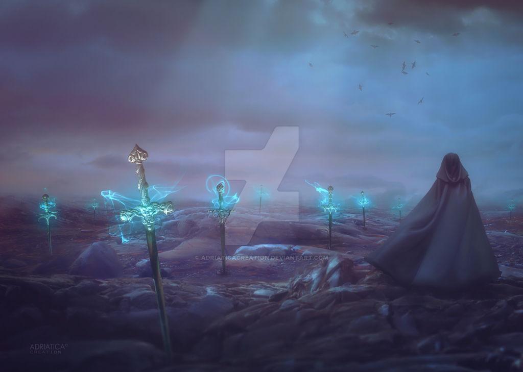 Valley of Swords by AdriaticaCreation