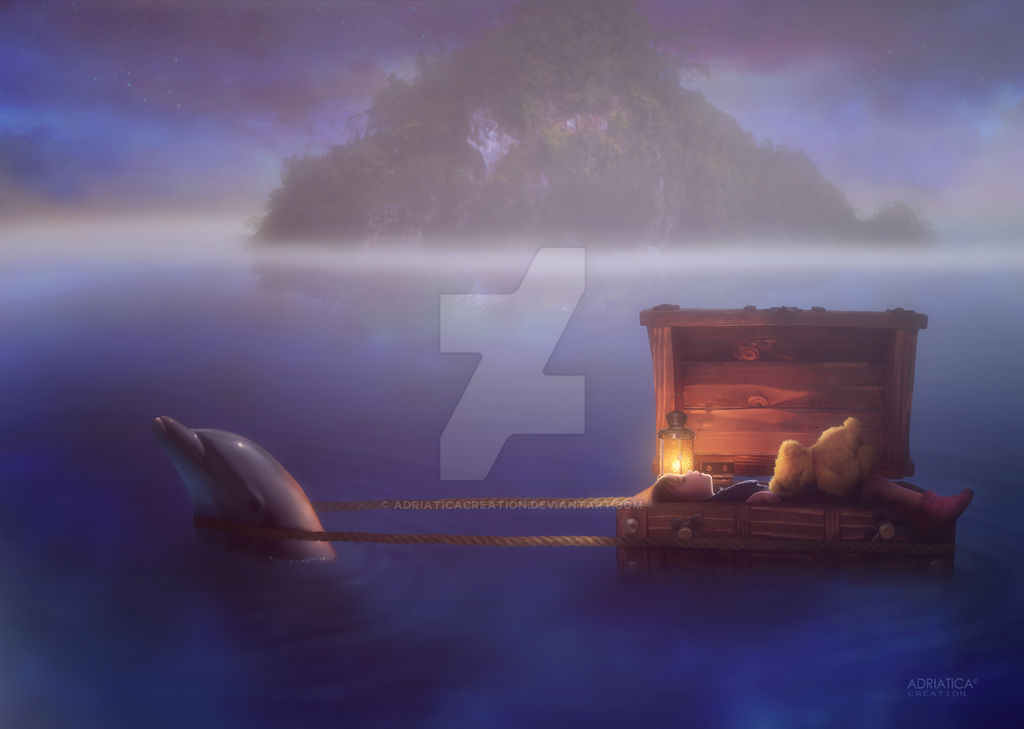 Escape from the Mysterious Island