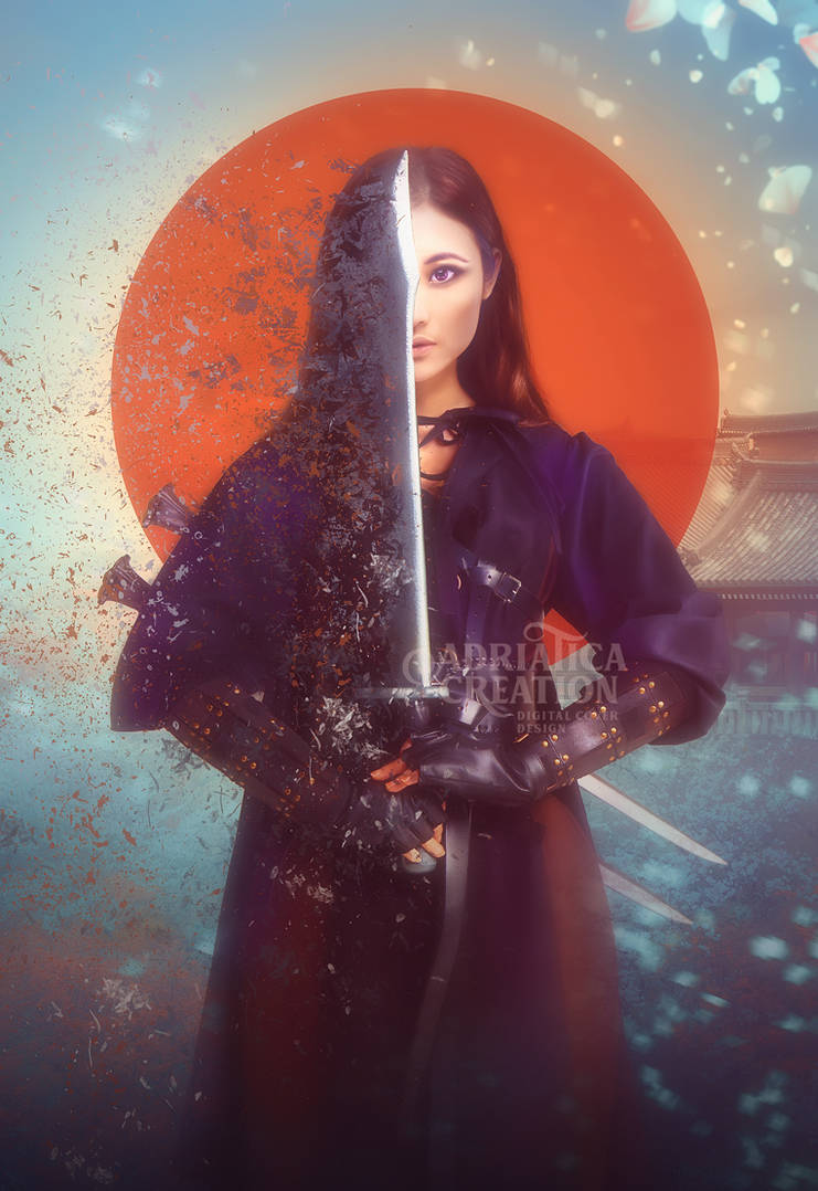 Shattered blade by AdriaticaCreation