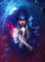 The Magician by AdriaticaCreation
