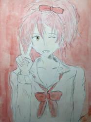 Sakura  by Supersherwho