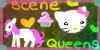 Scene queens entry 2 by Scenie-Queenie