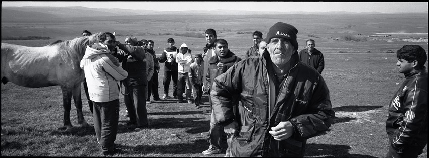 Balkans, Bulgaria, Gypsies 13 by ESafian