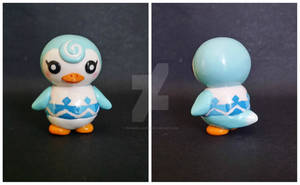 Sprinkle: Polymer clay villager