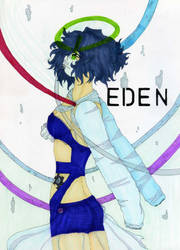 EDEN WIP by Red-eyed-Kitsune