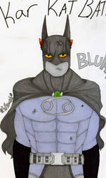 KARKART BATMAN by Red-eyed-Kitsune