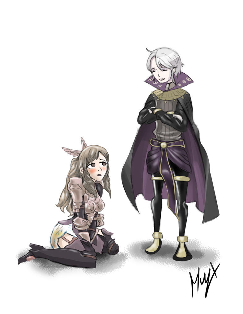Request Fire Emblem by xll34
