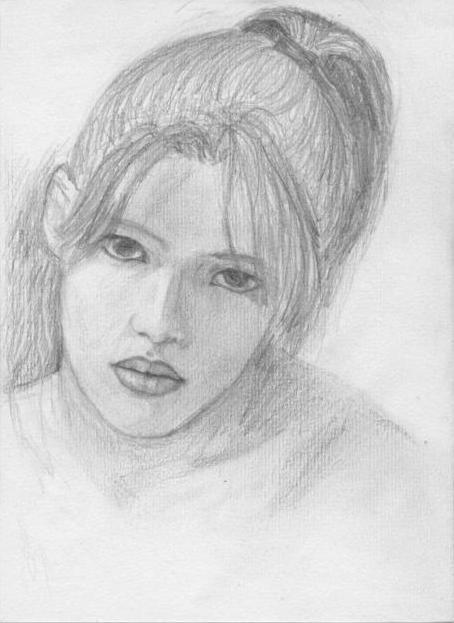 Sophie Marceau Late 80s by Rubina1970