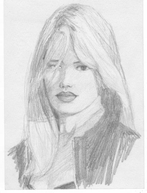 Claudia Schiffer Early 90s by Rubina1970