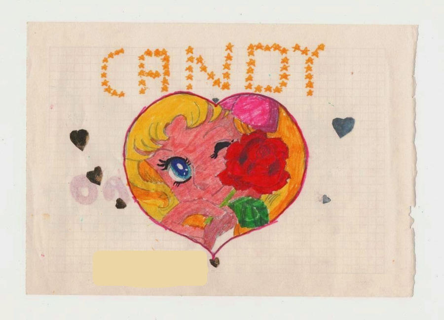I Was 11-12 - Candy and the Rose by Rubina1970
