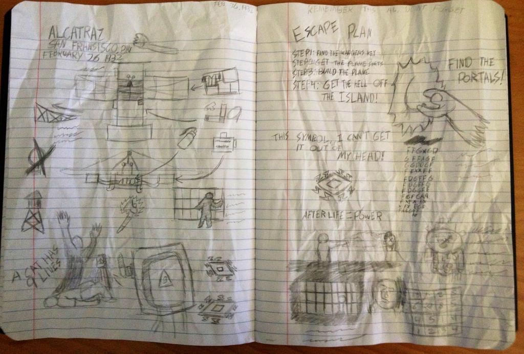 alcatraz prison escape plan - photo #2