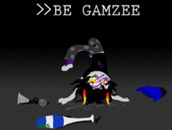 homestuck gif 17 gamzee bro by xXAlex-your-GodXx