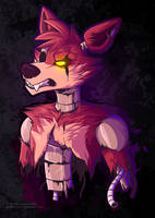 Why so Foxy by DarkHunter666