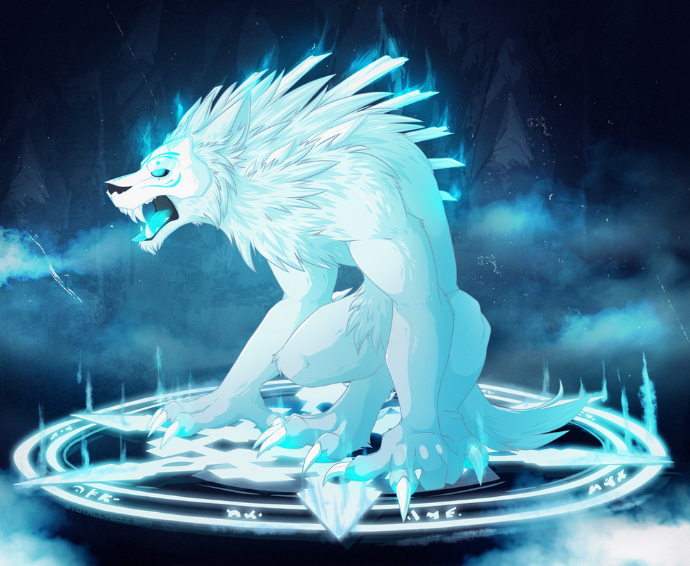 Ice Cold Summon by DarkHunter666