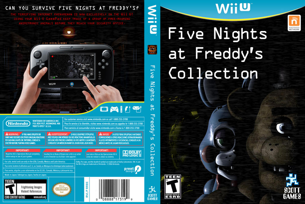 5 nights at freddy s free game for xbox