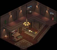 The Oak Room by lenstu82