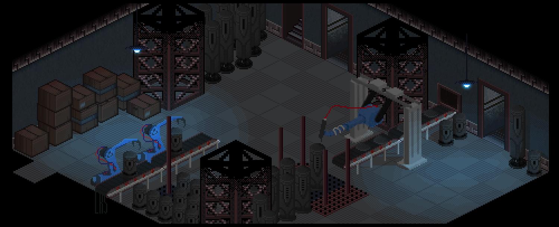 Dismal Factory by lenstu82