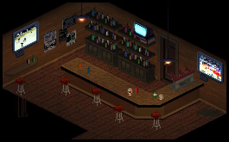Mango Mel's Sport's Bar by lenstu82