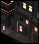 Cyber Punk Streets Set 1