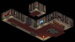 Red Carpet Lobby by lenstu82