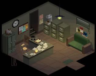Bail Bonds Office by lenstu82