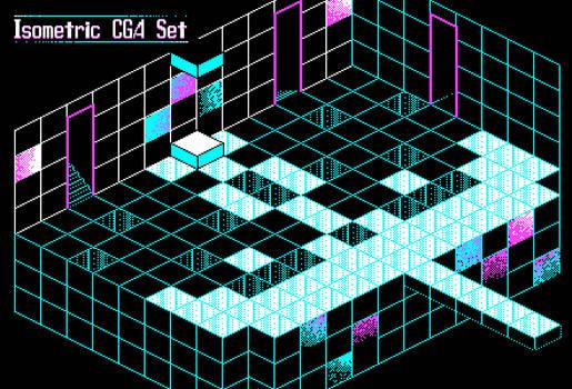Isometric CGA Set
