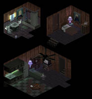 <b>Dark Wood Apt.</b><br><i>lenstu82</i>