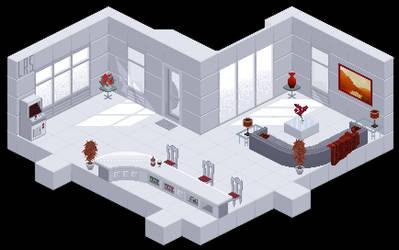 White Room Red