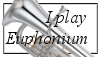 Euphonium Stamp by EdwardG101694