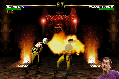 Scorpion Toasty Fatality By Aeruhl On Deviantart